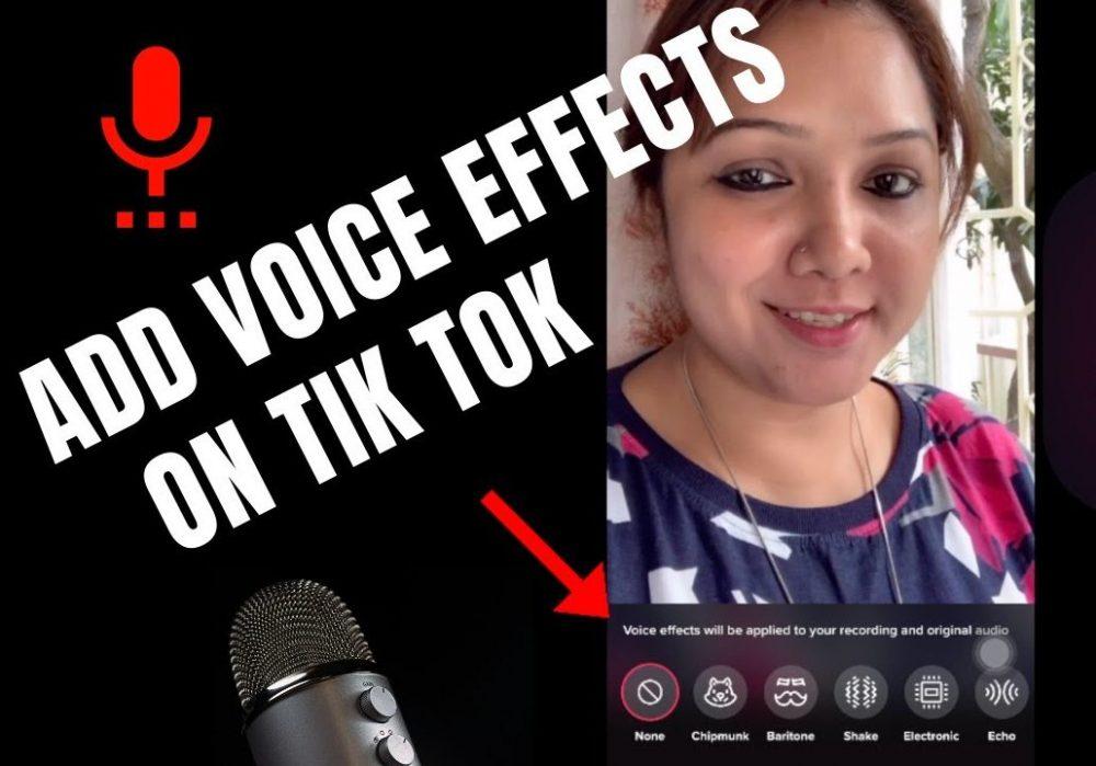 effetti vocali tiktok